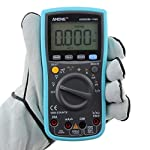 PaPadc 6000 Counts LCD Digital Multimeter DMM with Detector DC AC Voltage Current Meter - AN860B