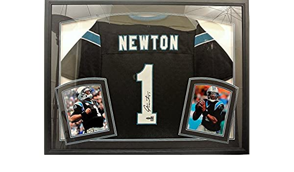 Cam Newton Framed Jersey at Amazon s Sports Collectibles Store 1ace1abc3