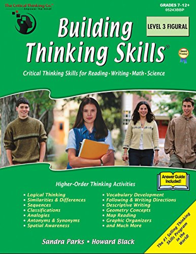 Building Thinking Skills Level 3 Figural, Complete