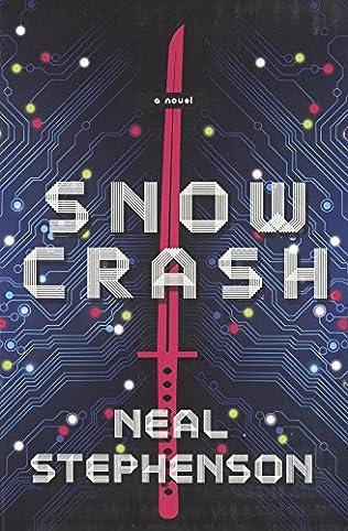 book cover of Snow Crash