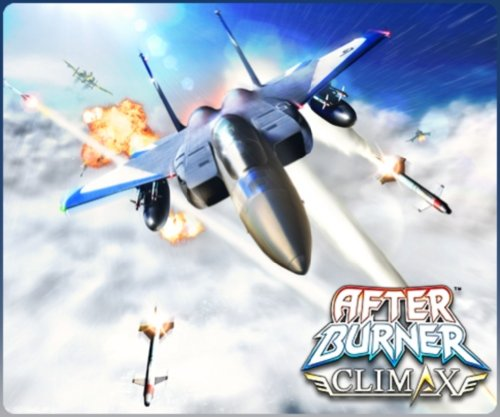 Amazon com: After Burner Climax [Online Game Code]: Video Games