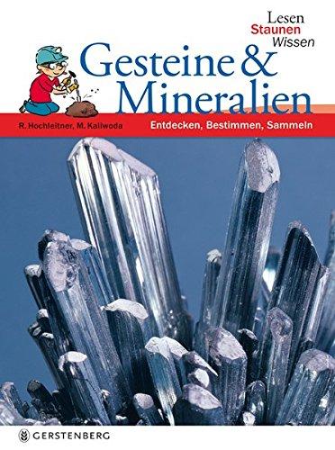 Gesteine & Mineralien (Lesen-Staunen-Wissen)