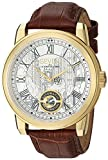 Gevril Men's Washington Swiss Automatic Gold (Small Image)