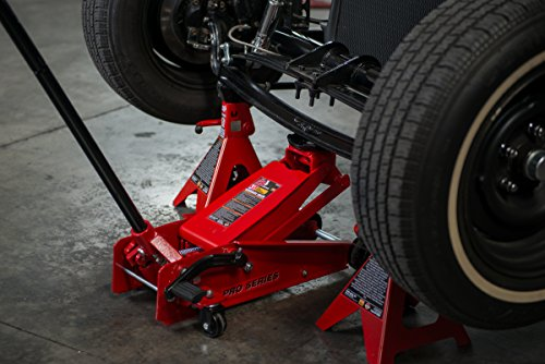 Torin Big Red Steel Jack Stand: 6 Ton Capacity, Single Jack by Torin (Image #4)