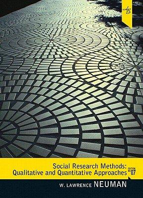 Download Social Research Methods: Qualitative and Quantitative Approaches   [SOCIAL RESEARCH METHODS 7/E] [Hardcover] pdf
