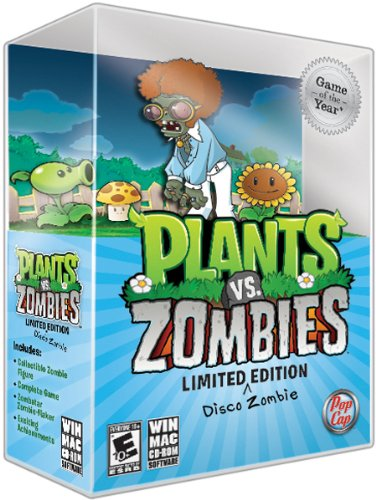 Plants vs Zombies Game of the Year Disco Zombie Limited ()