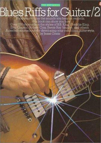 Blues Riffs For Guitar 2 (Riff Series)
