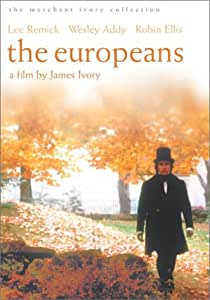 The Europeans:  The Merchant Ivory Collection