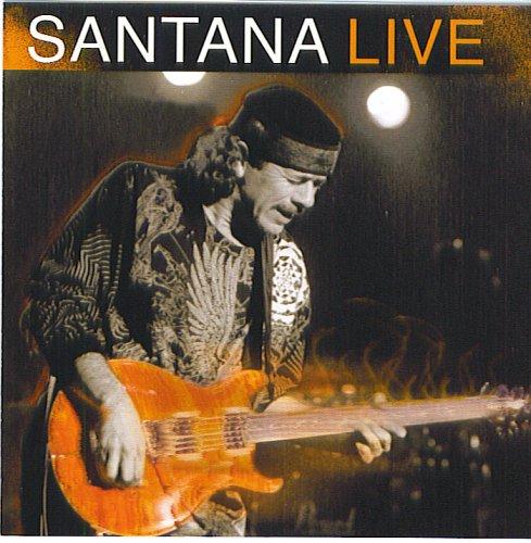 Santana Live by Arista