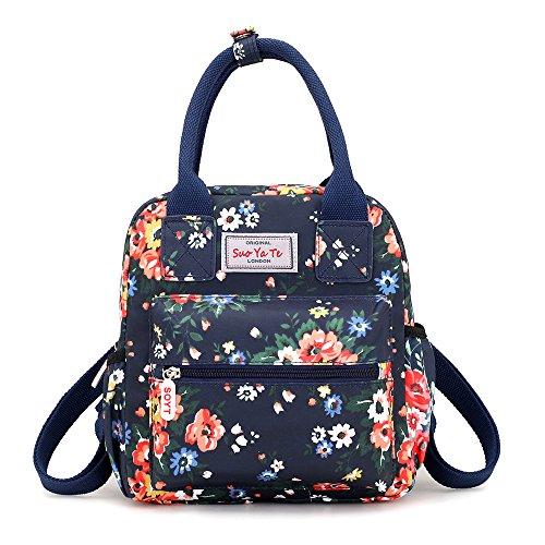 1d6e2d69d48c Nylon Waterproof Tote Bag Shoulder Bag for Gym Hiking Picnic Travel Beach  Backpack Handbag Women Messenger Bags