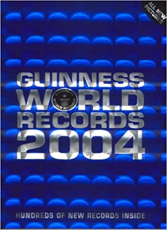 Guinness world records 2004 guinness amazon claire guinness world records 2004 guinness amazon claire folkard 9780851121802 books ccuart Gallery