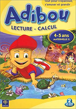 adibou 4-5 ans
