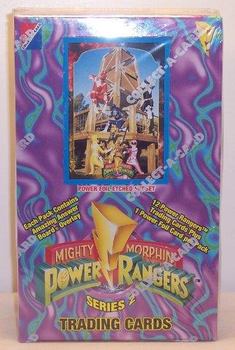 Mighty Morphin Power Rangers Series 2 JUMBO PACK T…