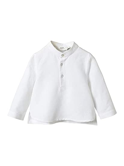 9856395097955 Cyrillus Chemise baptême Lin Coton bébé  Amazon.fr  Vêtements et ...