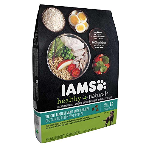 Iams Healthy Naturals Dog Food Review