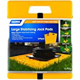 Camco Large 44541 Stabilizing Jack Pads