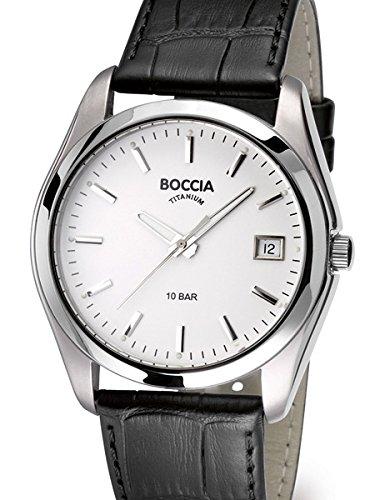 3548-01 Boccia Titanium Watch