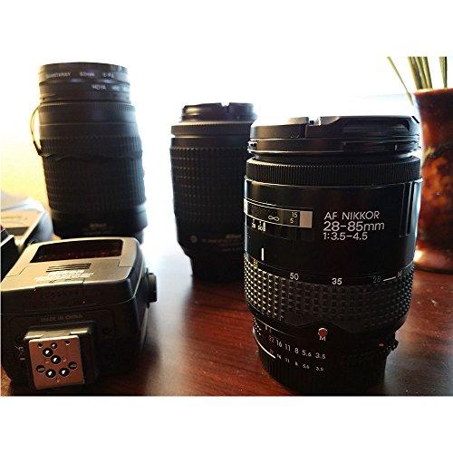 Nikon D5000 Digital SLR Camera w/ 18-55mm VR Lens + 55-200mm VR Zoom Lens + 8GB Memory Card + Spare EN-EL9 Battery + Case + Cameta Bonus Accessory Kit