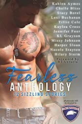 Fearless Anthology - 12 Sizzling Stories (English Edition)
