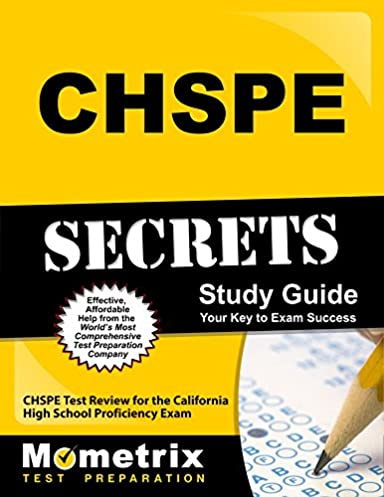 Chspe test user manuals array chspe secrets study guide chspe test review for the california fandeluxe Images
