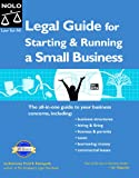 Legal Guide for Starting and Running a Small Business, Fred S. Steingold and Lisa Guerin, 1413301770