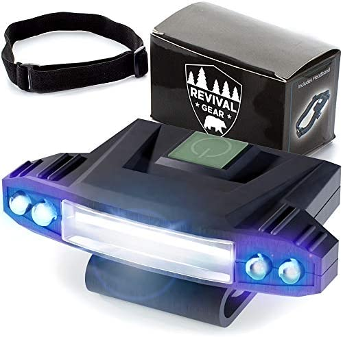 Hat Light Rechargeable LED Headlamp product image