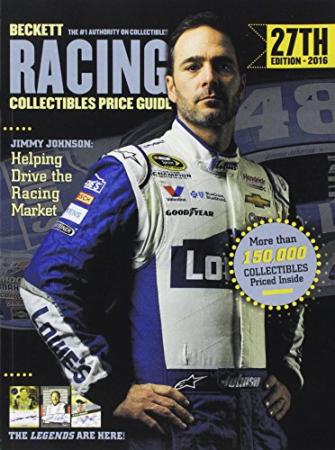 Beckett racing collectibles price guide 2016 arts for Beckett tech support