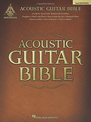 (Acoustic Guitar Bible: Guitar Recorded Versions)