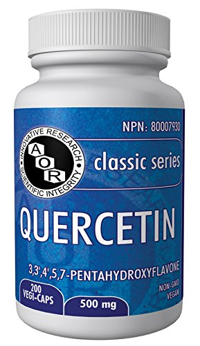 AOR Quercetin, 200 Capsules by AOR