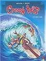 Crazy Trip, tome 1 : 22° à l'eau par Gaston