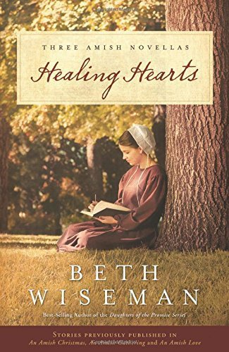 Healing Hearts: A Collection of Amish Romances PDF