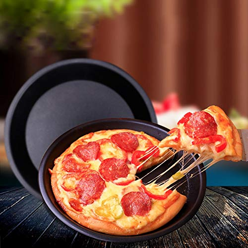 Elevin(TM)  6/9 inch Round Pizza Pan Tray