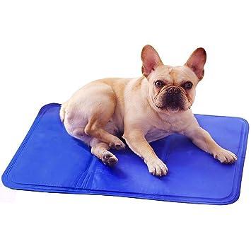 LIDAUTO Cojín de enfriamiento para Mascotas Summer Mat Dog ...