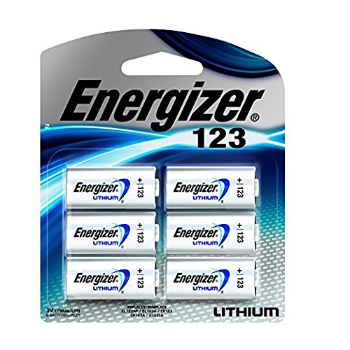 Energizer Photo Battery 123, 24 Batteries Size: Pack of 24 Batteries Total, Model: , Electronics & Accessories Store by Electronics World