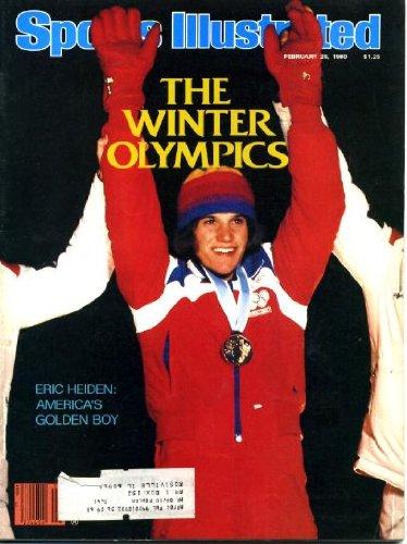 - Sports Illustrated Magazine, February 25, 1980