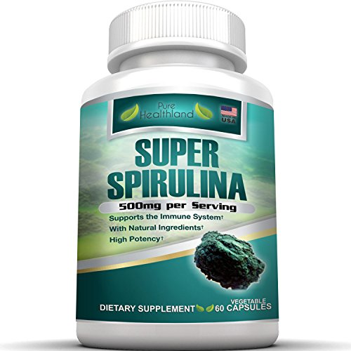 AMAZING SUPERFOOD SPIRULINA