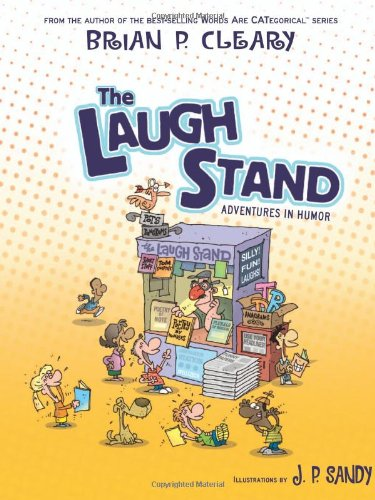 The Laugh Stand: Adventures in Humor (Exceptional Reading & Language Arts Titles for Intermediate) by Millbrook Pr