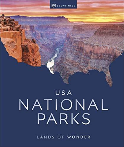 Book Cover: USA National Parks: Lands of Wonder