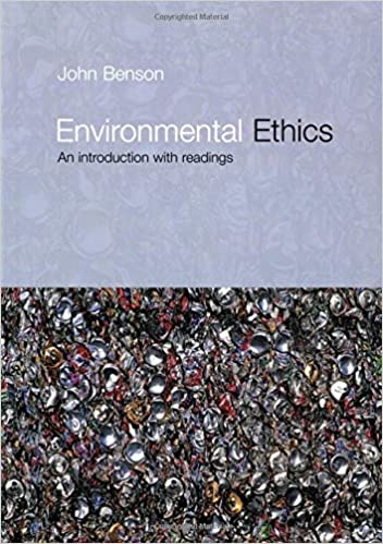 Book Environmental Ethics: An Introduction with Readings (Philosophy and the Human Situation)