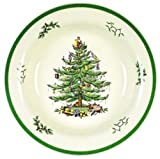 Spode Christmas Tree Pasta Serving/Main Course Dish