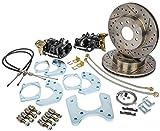 JEGS 630603 Rear Disc Conversion Kit