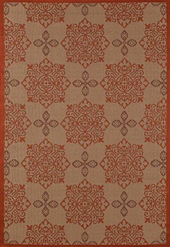 Art Carpet Plymouth Collection Milan Flat Woven Indoor/Ou...