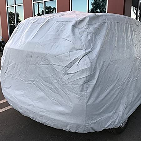 CarsCover Custom Fit 2007-2019 BMW X5 SUV Car Cover Heavy Duty All Weatherproof Ultrashield Covers M Sports
