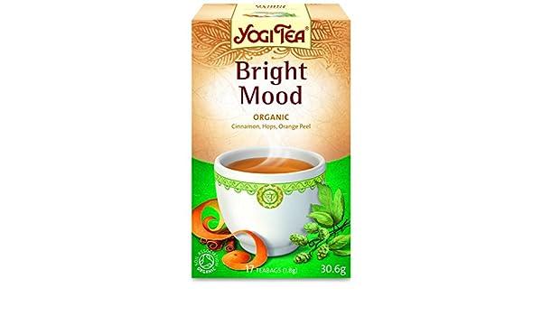 Yogi Tea Bright Mood 17 Bag: Amazon.es: Alimentación y bebidas