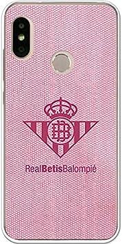 Betis Carcasa Escudo Rosa para Xiaomi Mi A2 Lite: Amazon.es: Electrónica