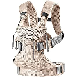 BABYBJÖRN New Baby Carrier One Air 2019 Spring/Summer Collection – Pearly Pink