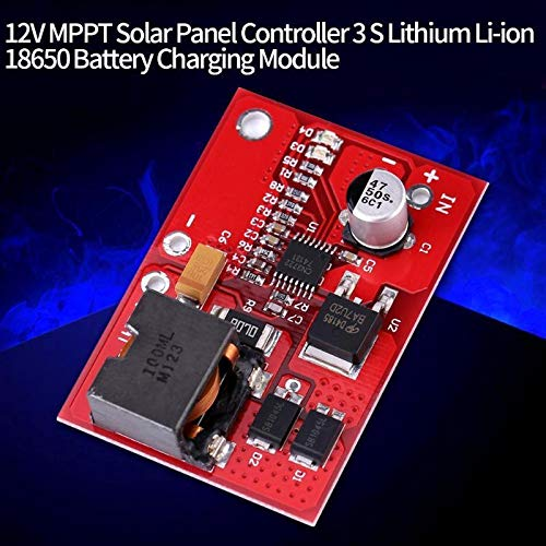 MPPT Solar Controller 3S 12.6V Battery Charging 3A Charger Module