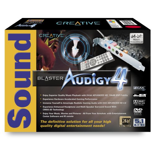 Creative Sound Blaster Audigy 4 ( 70SB061000000 )