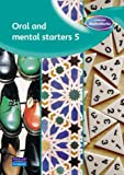 Oral and Mental Starters: Bk. 5 (Longman Mathsworks)