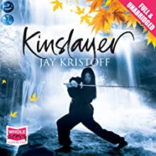 Kinslayer Audiobook by Jay Kristoff Narrated by Jane Collingwood